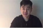 Chàng trai tự nhận là con Kim Jong-nam lên tiếng trên Youtube