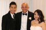 Xúc động khoảnh khắc Nguyên Khang thay cha đưa em gái vào lễ đường