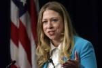 Ái nữ nhà Clinton sẽ tranh cử vào Quốc hội