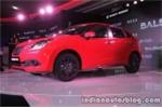Suzuki Baleno RS giá 297 triệu đồng tái xuất