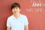 Mr. Siro viết nhạc buồn nhờ gia đình yên ấm