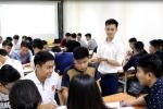 Lớp ôn thi đại học miễn phí của thầy giáo trẻ Học viện An ninh Nhân Dân