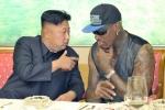 Sứ mệnh bí mật của ngôi sao bóng rổ Mỹ thân thiết với ông Kim Jong-un