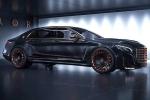Vẻ đẹp Mercedes-Maybach S600 mạ vàng giá 33 tỷ đồng