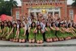 Nữ sinh Học viện An ninh khoe vũ đạo nóng bỏng