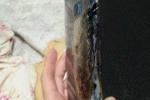 Đến lượt Galaxy Note 7 phát nổ khi đang sạc