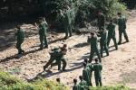 Quân đội Trung Quốc dạy binh sỹ khẩu lệnh tiếng Triều Tiên