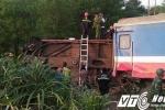 Tai nạn tàu hỏa thảm khốc ở Huế: Phó tàu SE2 chưa kịp về lo đám giỗ cho bố