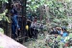 Ảnh: Hành trình tìm kiếm 3 phi công và chiếc trực thăng rơi ở Vũng Tàu