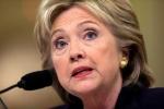 Bầu cử Mỹ: Bà Hilary Clinton liên tiếp nhận 'trái đắng'