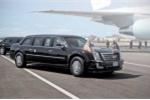 Tân tổng thống Mỹ Donald Trump sẽ dùng limousine bọc thép mới