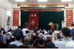 Hinh anh Truc tiep: Chu tich Ha Noi doi thoai voi nguoi dan Dong Tam 6
