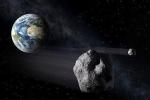 NASA phát hiện 5 tiểu hành tinh có khả năng tiến gần Trái đất