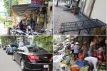 Những con đường đẹp nhất Sài Gòn đã mất vỉa hè thế nào?