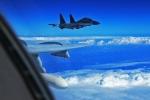 Mỹ tố Su-30 Trung Quốc chặn đầu chiến cơ trên biển Hoa Đông