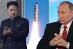 Báo Anh: Phóng về phía Nga, Triều Tiên phải tự hủy tên lửa