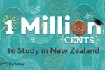 Học bổng 1 triệu Cent chào mừng thành viên thứ 1 triệu trên faceook