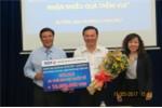 BIDV trao giải chương trình 'Mua ngoại tệ du học - Nhận nhiều quà thêm vui'