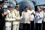 Tổng thống Duterte hi vọng Nga trở thành đồng minh, bảo vệ Philippines