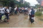 Mưa lớn, hàng chục nghìn học sinh Hà Tĩnh phải nghỉ học