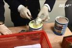 Phát hiện hàng loạt ngà voi, vảy tê tê trong bụng cá hồi tuồn về Việt Nam