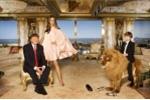 Cận cảnh những tài sản dát vàng của ông Donald Trump