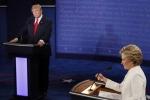 Video: Clinton gọi Trump là con rối của Tổng thống Putin
