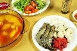 Cùng lên món cho những ngày lễ cuối năm với Barona.vn