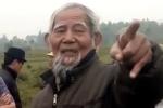 Cụ Lê Đình Kình ở thôn Hoành đã được xuất viện