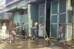 Xác định nguyên nhân vụ nổ xưởng sản xuất bánh kẹo, 8 người chết ở Hà Nội