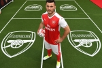 Arsenal chính thức có tân binh đầu tiên