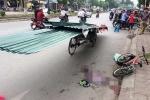 Bé trai tông vào xích lô 'máy chém': Hôm nay, tài xế có thể được tại ngoại