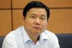 Kỷ luật cảnh cáo, thôi chức Uỷ viên Bộ Chính trị đối với ông Đinh La Thăng