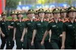 Điểm chuẩn chính thức Học viện Khoa học quân sự năm 2017