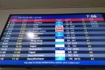 Sân bay Nội Bài, Tân Sơn Nhất xảy ra sự cố thông tin nghiêm trọng