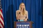 Con dâu Donald Trump úp mở về 'đòn cuối' có thể hạ gục Hillary Clinton trong bầu cử Tổng thống Mỹ