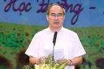Ông Nguyễn Thiện Nhân: Phát triển nguồn lực con người là quan trọng nhất