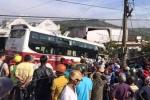 Xe khách Thành Bưởi đối đầu Phương Trang, hàng chục hành khách nguy kịch
