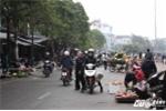 Dân tràn ra đường đánh vảy cá, vặt lông gà giữa phố Thủ đô