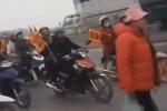Video: Đám đông khiếu kiện Formosa gây rối, đập phá, làm bị thương nhiều người
