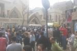 Nổ lớn tại nhà thờ Ai Cập, hàng chục người chết
