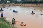 Mưa lớn ở Quảng Ninh, học sinh lớp 6 tụt xuống cống thiệt mạng
