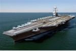 Cận cảnh siêu tàu sân bay 13 tỷ USD của Hải quân Mỹ