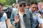 Sơn Tùng được dàn bảo vệ hộ tống nghiêm ngặt giữa 'bão' scandal