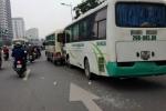 Xe đưa tang gây tai nạn liên hoàn trên phố Hà Nội: Thông tin mới nhất