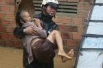 Video: 25.000 dân khẩn cấp chạy lũ miền Trung