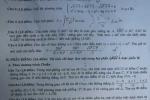 Gợi ý giải đề môn Toán khối A,A1