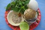 Tác hại khôn lường khi ăn nhiều trứng vịt lộn
