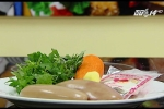Cật lợn hầm thuốc bắc: Món ngon bồi bổ cơ thể