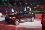 Range Rover mở mui độc bản dành cho Nữ hoàng Anh